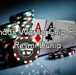 standar warna chip poker